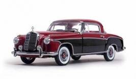 MERCEDES-BENZ 220 SE Coupe (1958)