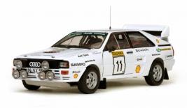 AUDI Quattro A2 #11 1000 Lakes Rally (1983) L.Lampi / P.Kuukkala