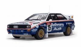 AUDI Quattro A2 #15 Rallye D'Antibes (1986) J.Bosch/S.Bond