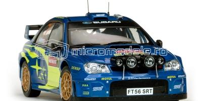 SUBARU Impreza WRC07 (2007)