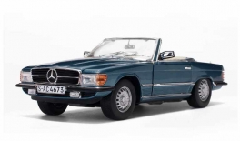 MERCEDES-BENZ 350 SL Open Convertible (1977)