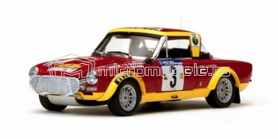 FIAT 124 Abarth (1974) East African Safari Rally