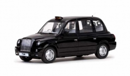 TX4 London Taxi Cab (2006)