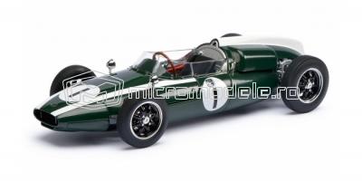 COOPER T53 #1, Sir Jack Brabham - World Champion (1960)