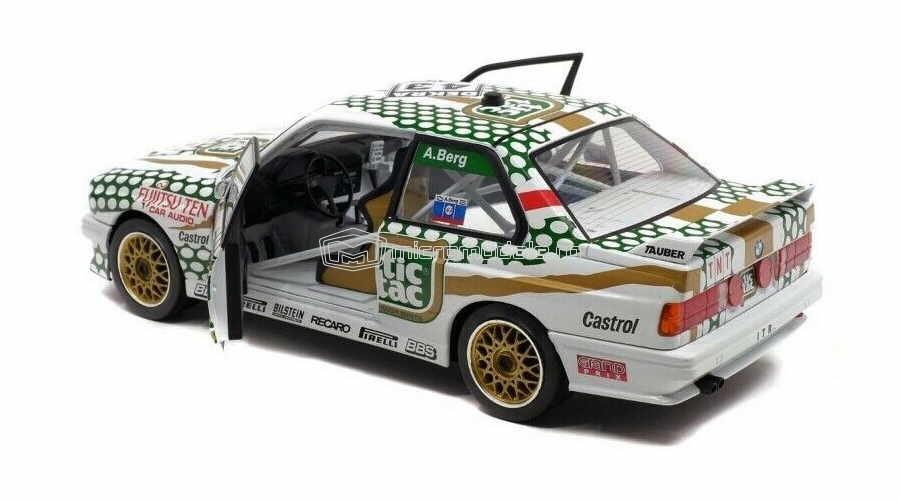 BMW M3 (E30) #43 DTM (1991) Allen Berg
