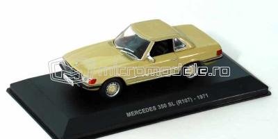 MERCEDES 350 SL (R107) (1971)