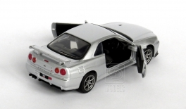 NISSAN Skyline GT-R (R34) V Spec II (1989)