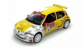 RENAULT CLIO Super 1600 - Raliul Mont Blanc (2004)