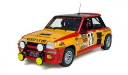 RENAULT 5 Turbo no. 20 Monte Carlo (1981)