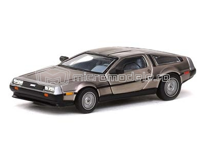DeLOREAN DMC 12 Coupe - Back to the future original
