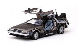 DeLOREAN - Time machine - Back to the future II (1989)