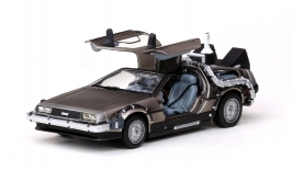 DeLOREAN - Time machine - Back to the future II (1989)