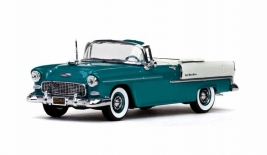 CHEVROLET Bel Air Convertible (1955)