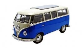 VW MICROBUS T1 (1962)
