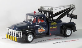 FORD F-100 Pick-Up tractare (1956)