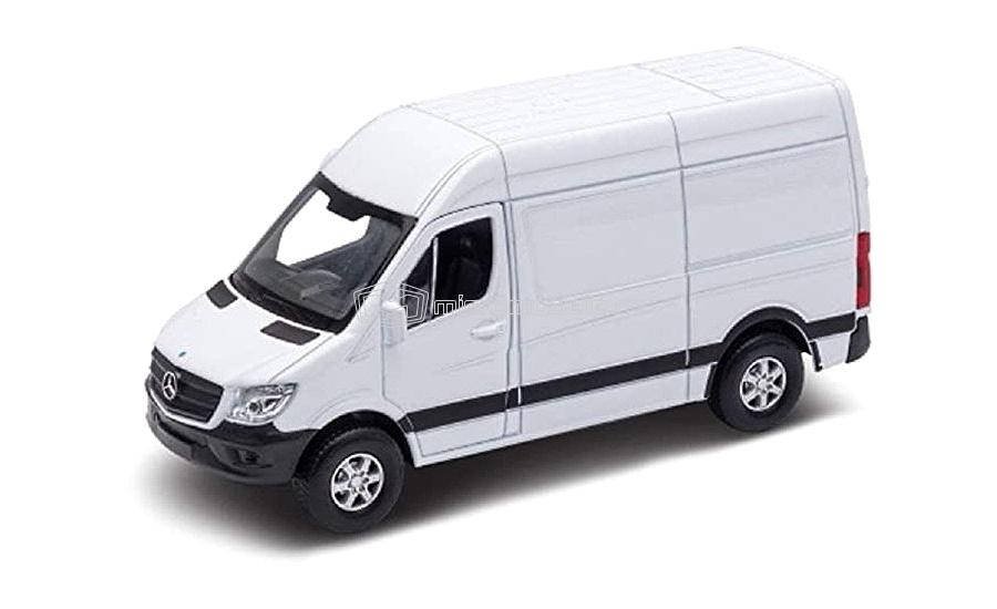 MERCEDES-Benz Sprinter Panel Van (2018)