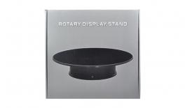 STAND rotativ 20.3cm negru
