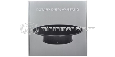 STAND rotativ 30.5cm negru