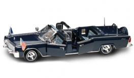LINCOLN X-100 Kennedy Car (1961)