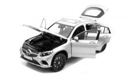 MERCEDES-Benz GLC Coupe (2018)