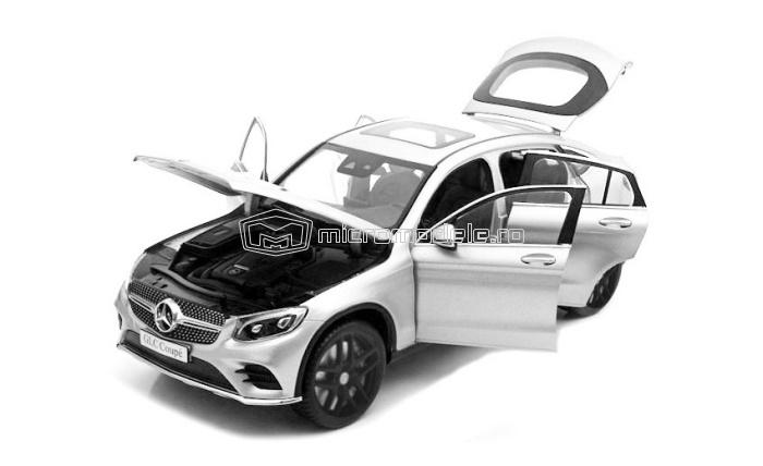 MERCEDES-Benz GLC Coupe (2018)